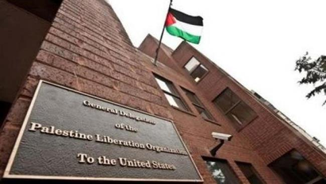 PLO OFFICE DC