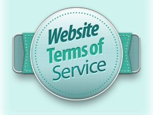 Terms of Service,Terms